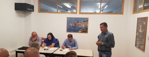 Redovna izborna Skupština Sindikata radnika Autotrans Rijeka